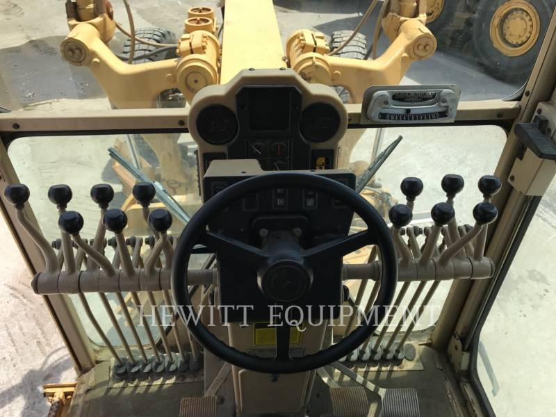 CATERPILLAR MOTOR GRADERS 160HNA equipment  photo 16