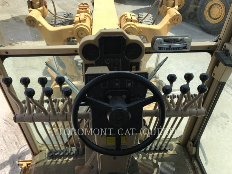 Caterpillar AUTOGREDERE 160HNA equipment  photo 16