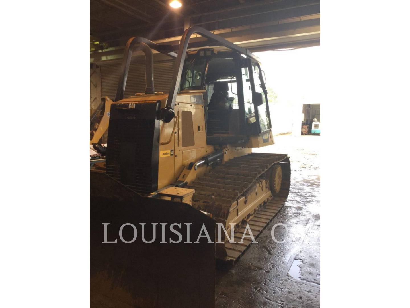 Detail photo of 2014 Caterpillar D6K LGP II from Construction Equipment Guide