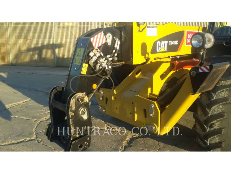 CATERPILLAR TELEHANDLER TH414C equipment  photo 13