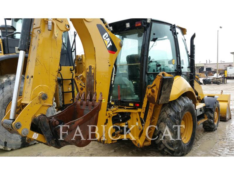 CATERPILLAR BACKHOE LOADERS 420F HT equipment  photo 5