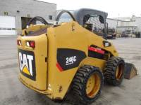 CATERPILLAR SKID STEER LOADERS 246C equipment  photo 5