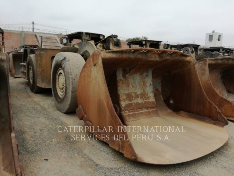 CATERPILLAR CARGADOR PARA MINERÍA SUBTERRÁNEA R1600G equipment  photo 1