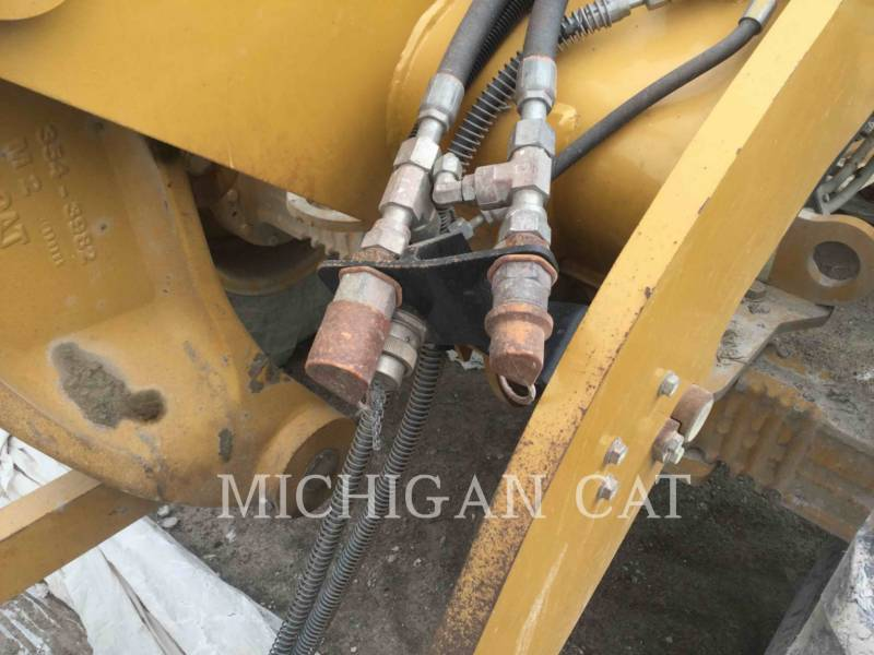 CATERPILLAR WHEEL LOADERS/INTEGRATED TOOLCARRIERS 908H C equipment  photo 8