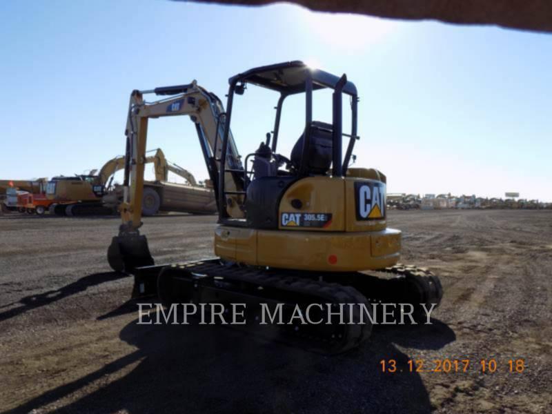 CATERPILLAR KETTEN-HYDRAULIKBAGGER 305.5E2CR equipment  photo 1