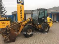 Equipment photo WACKER CORPORATION WL48 WHEEL LOADERS/INTEGRATED TOOLCARRIERS 1