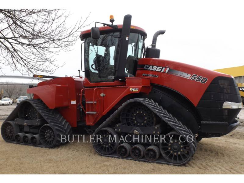 CASE/INTERNATIONAL HARVESTER 農業用トラクタ 550QUAD equipment  photo 3