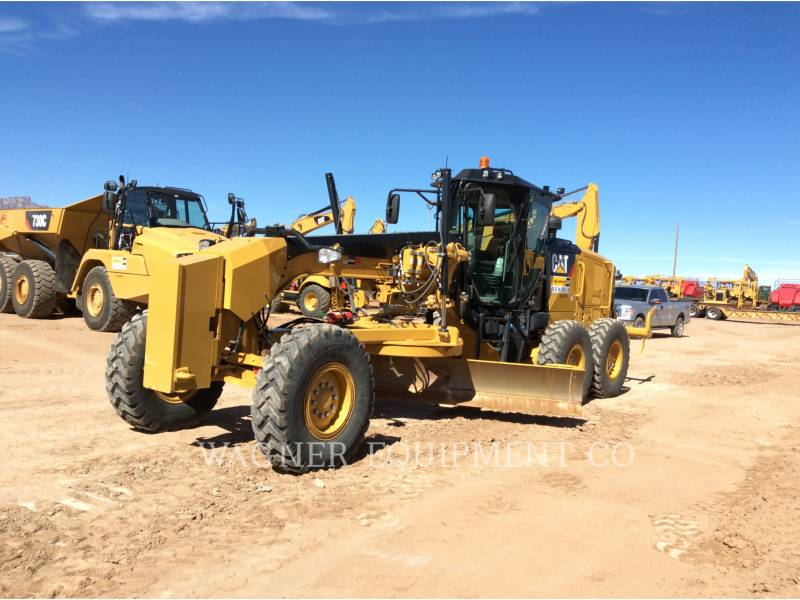 CATERPILLAR モータグレーダ 140M3 equipment  photo 1