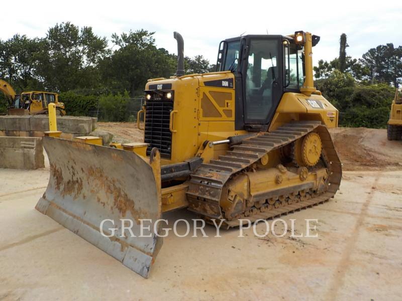 CATERPILLAR TRACK TYPE TRACTORS D6N XL C1 equipment  photo 1