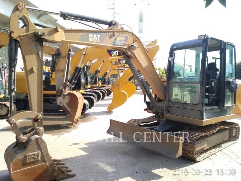 CATERPILLAR TRACK EXCAVATORS 305.5E2 equipment  photo 4