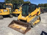 Equipment photo Caterpillar 259B3 ÎNCĂRCĂTOARE PENTRU TEREN ACCIDENTAT 1