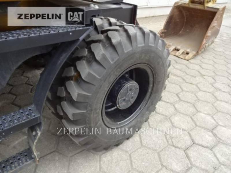 CATERPILLAR PELLES SUR PNEUS M314F equipment  photo 20