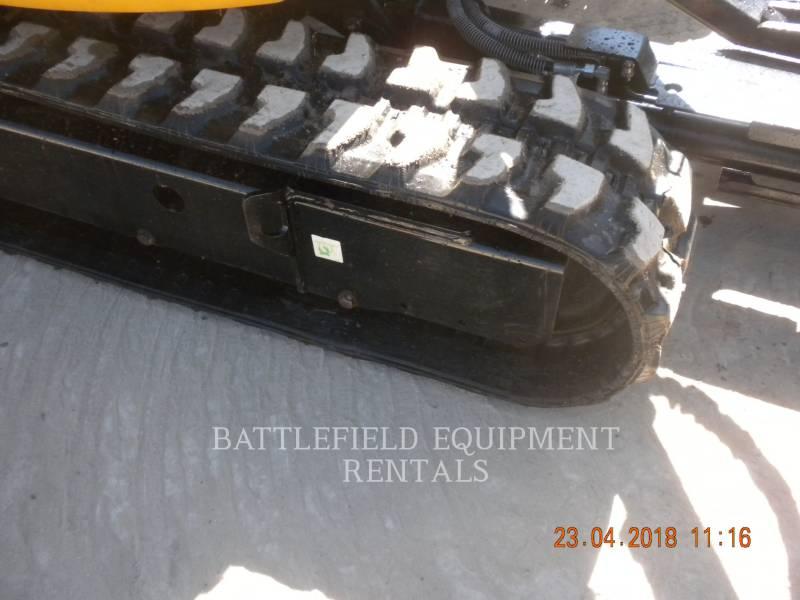 CATERPILLAR ESCAVADEIRAS 303.5E2 CR equipment  photo 9