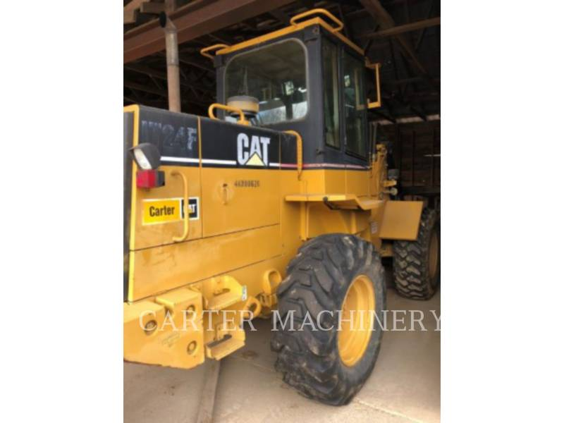 CATERPILLAR CHARGEURS SUR PNEUS/CHARGEURS INDUSTRIELS IT24F equipment  photo 1