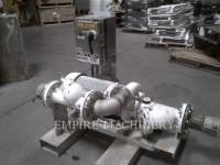 MISC - ENG DIVISION HVAC: ヒータ、換気、およびエアコン (OBS) PUMP 25HP equipment  photo 7