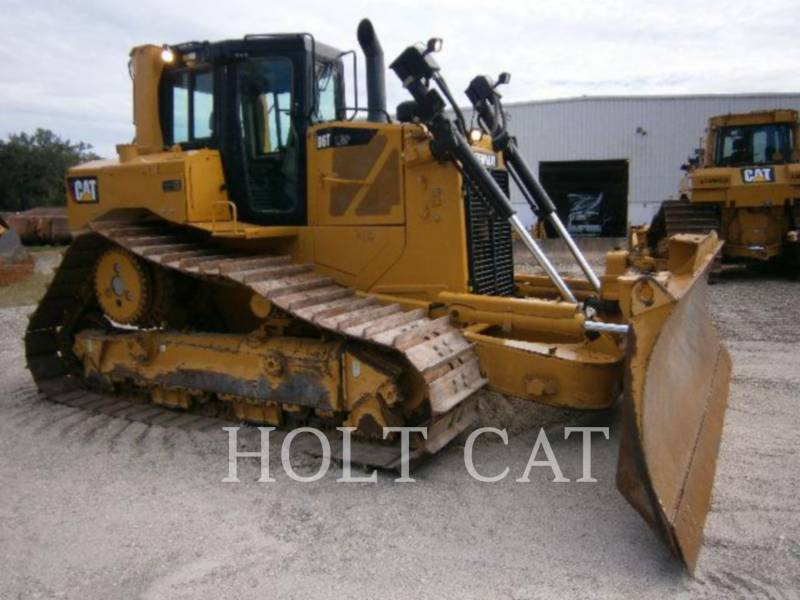 CATERPILLAR TRACK TYPE TRACTORS D6T LGPVP equipment  photo 1