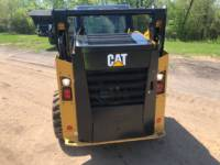 CATERPILLAR PALE COMPATTE SKID STEER 242D equipment  photo 12