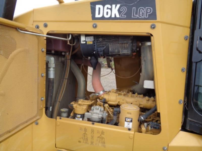 CATERPILLAR TRACTORES DE CADENAS D6K2LGP equipment  photo 12