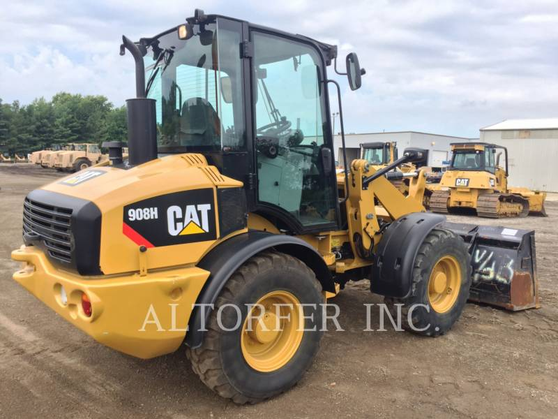 CATERPILLAR CARGADORES DE RUEDAS 908H equipment  photo 3