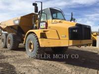 CATERPILLAR ARTICULATED TRUCKS 740B TG equipment  photo 4