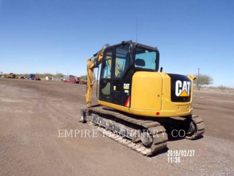 CATERPILLAR TRACK EXCAVATORS 308E2 SB equipment  photo 14