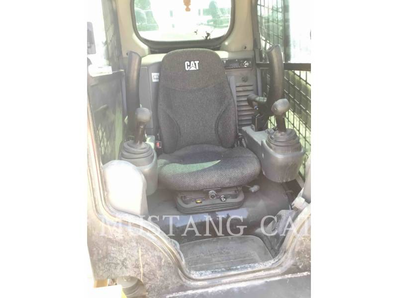 CATERPILLAR CARGADORES MULTITERRENO 299D2XHP equipment  photo 6