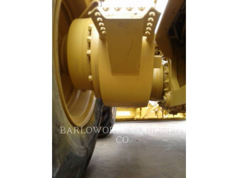 CATERPILLAR NIVELEUSES 140K equipment  photo 13