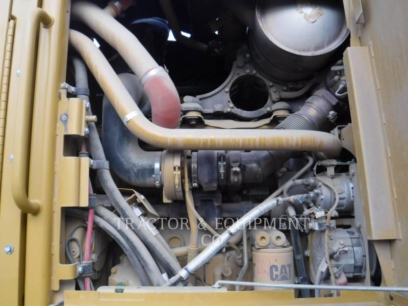 CATERPILLAR MOTORGRADER 160M2 AWD equipment  photo 11