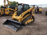 CATERPILLAR MINICARGADORAS 289D HF equipment  photo 1