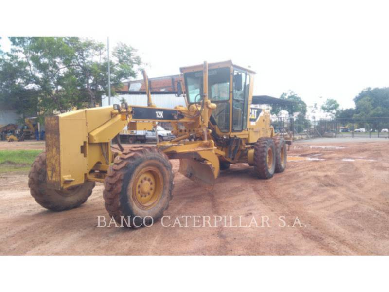 CATERPILLAR MOTONIVELADORAS 12K equipment  photo 2