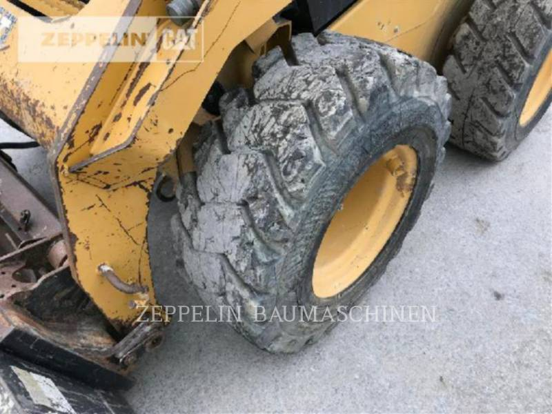 CATERPILLAR PALE COMPATTE SKID STEER 246D equipment  photo 21
