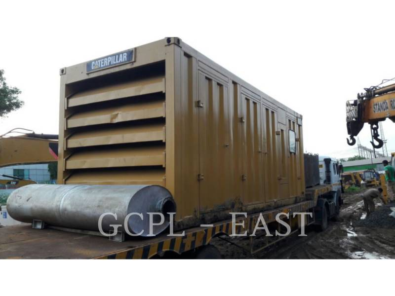 CATERPILLAR STATIONARY - DIESEL (OBS) 725 KVA equipment  photo 1