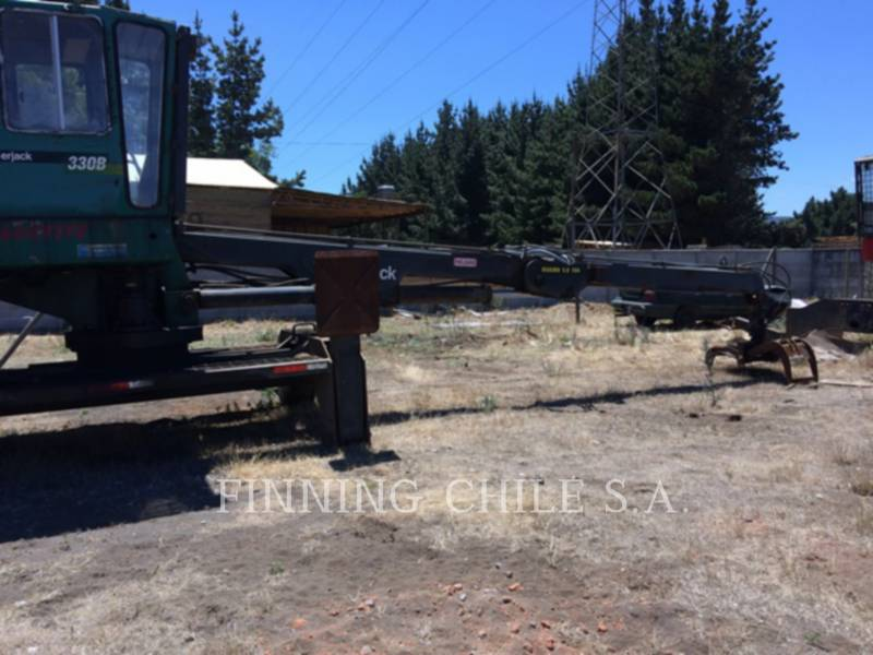 TIMBERJACK INC. CRANES 330B equipment  photo 5