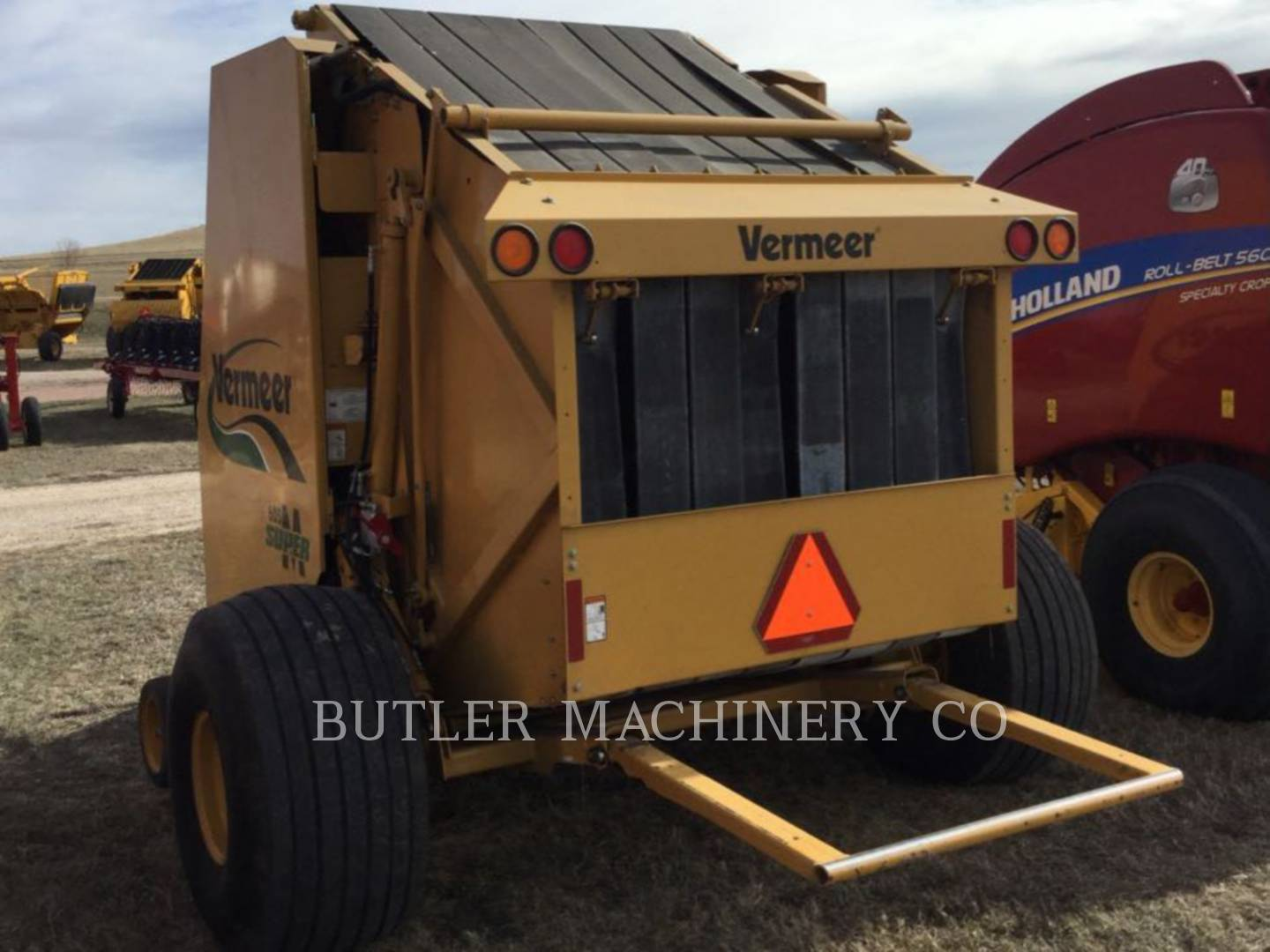 Detail photo of 2009 Vermeer 605SM from Construction Equipment Guide