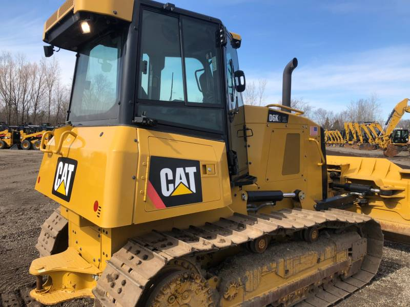 CATERPILLAR TRACTORES DE CADENAS D6K2XL equipment  photo 6