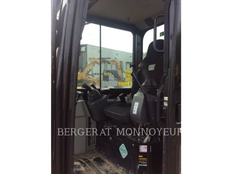 CATERPILLAR TRACK EXCAVATORS 305.5ECR equipment  photo 9