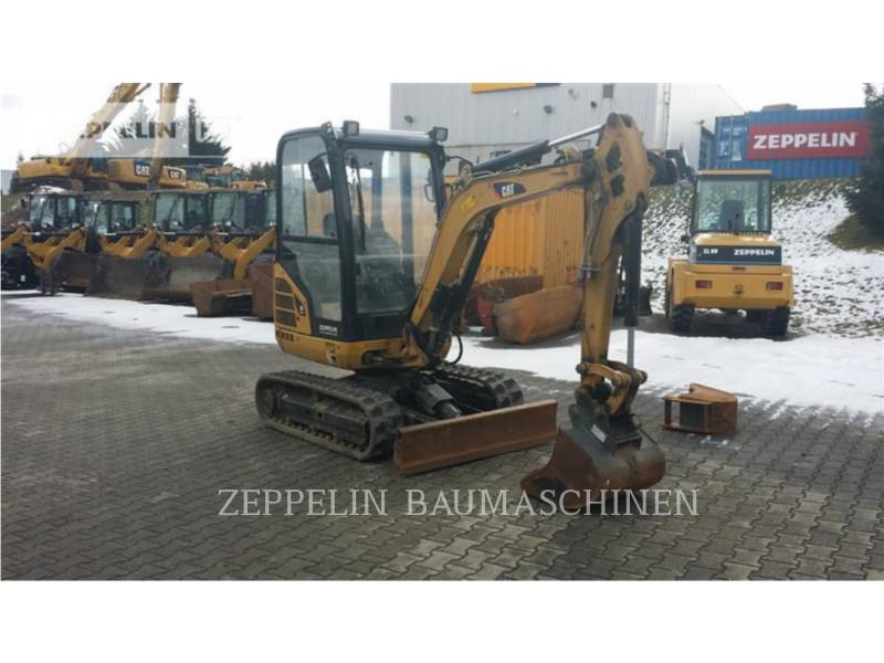 CATERPILLAR TRACK EXCAVATORS 302.4D equipment  photo 5