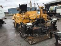 BLAW KNOX / INGERSOLL-RAND ASPHALT PAVERS PF 5510 equipment  photo 2