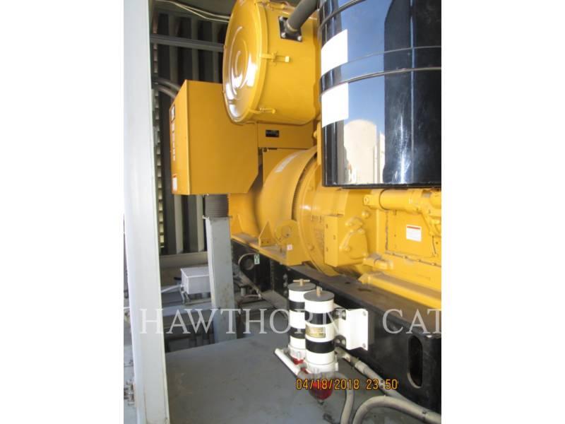 CATERPILLAR STATIONARY GENERATOR SETS 3512B equipment  photo 7
