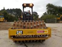 CATERPILLAR VIBRATORY SINGLE DRUM PAD CP54B equipment  photo 7