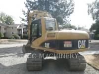 CATERPILLAR TRACK EXCAVATORS 312C L equipment  photo 3