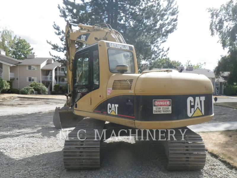 CATERPILLAR KETTEN-HYDRAULIKBAGGER 312C L equipment  photo 3