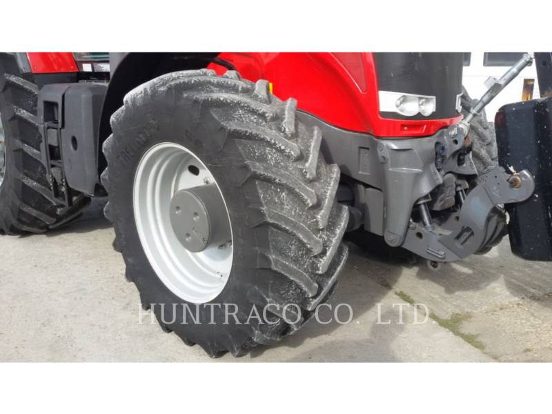 AGCO-MASSEY FERGUSON AG TRACTORS MF8680 equipment  photo 6