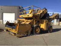 Equipment photo WEILER E1250A PAVIMENTADORA DE ASFALTO 1