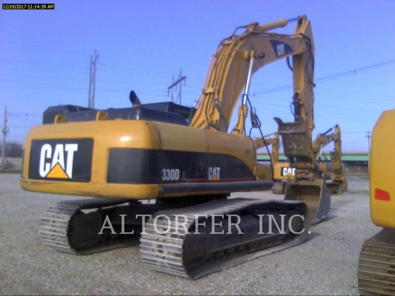 CATERPILLAR TRACK EXCAVATORS 330DL TH equipment  photo 5