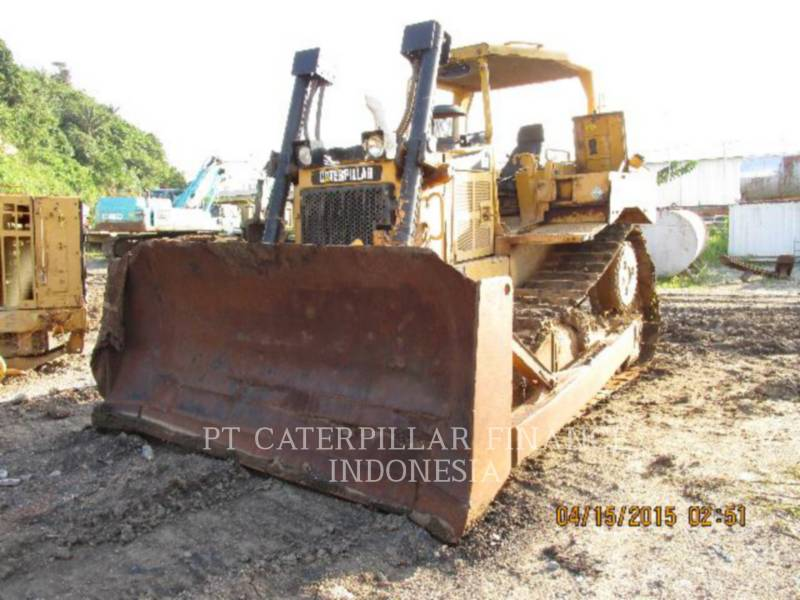 CATERPILLAR CIĄGNIKI GĄSIENICOWE D6R equipment  photo 1