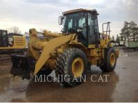 CATERPILLAR WHEEL LOADERS/INTEGRATED TOOLCARRIERS 950H RQ equipment  photo 1