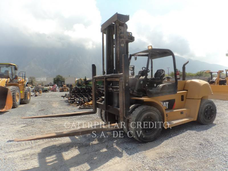 CATERPILLAR MITSUBISHI FORKLIFTS P33000 equipment  photo 2