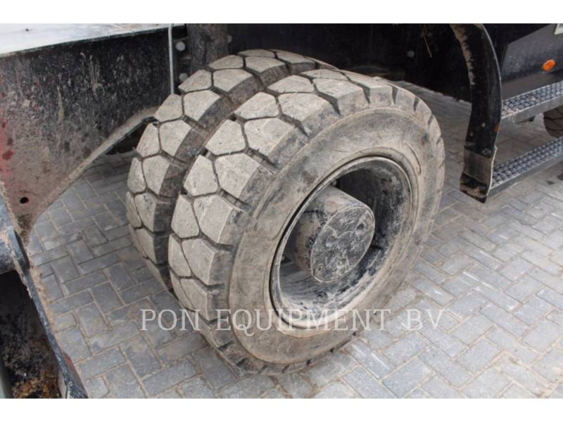 CATERPILLAR ESCAVADEIRAS DE RODAS MH3022 equipment  photo 16