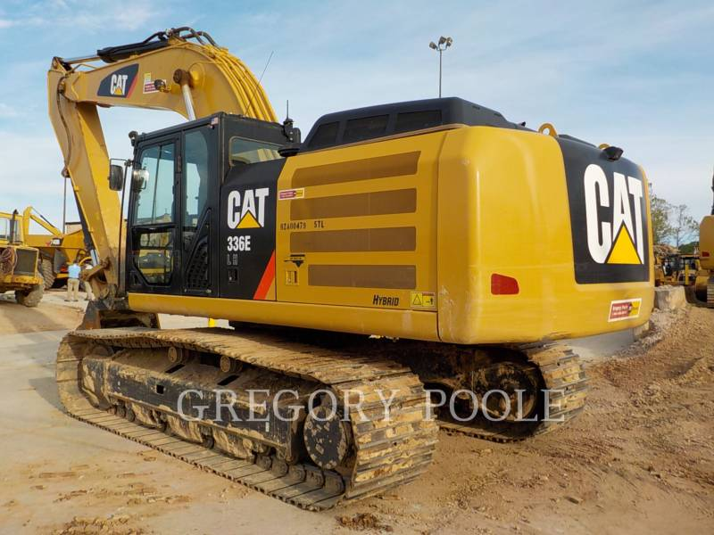 CATERPILLAR EXCAVADORAS DE CADENAS 336E H equipment  photo 7